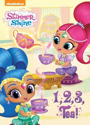 1, 2, 3, TEA! - BOARD BOOK
