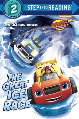 Great Ice Race (Blaze and the Monster Machines), The