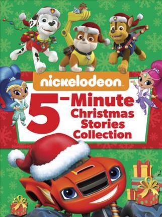 Nickelodeon 5-Minute Christmas Stories
