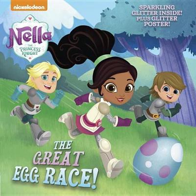 Great Egg Race! (Nella the Princess Knight), The