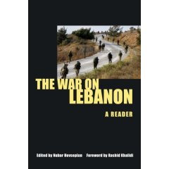 The War On Lebanon: A Reader