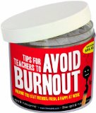 Tips to Avoid Teacher Burnout In a Jar Helping You Stay Focused, Fresh and Happy at Work