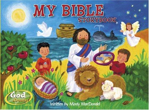 My Bible Storybook (Godcounts Series)