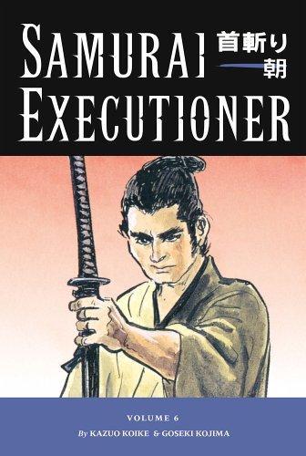 Samurai Executioner, Vol. 6