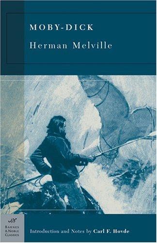 Moby-Dick (Barnes & Noble Classics Series)