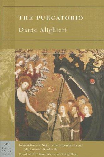 The Purgatorio (Barnes & Noble Classics Series)