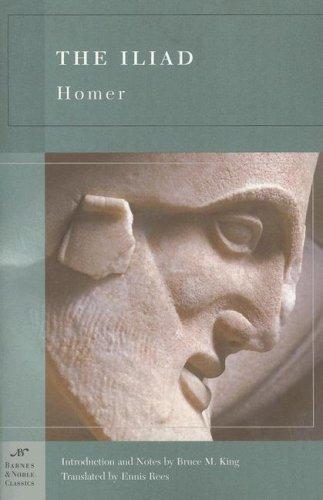 The Iliad (Barnes & Noble Classics)