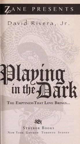 playing in the dark rivera david