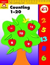 Counting 1-20 (Grades K-1) (The Learning Line)