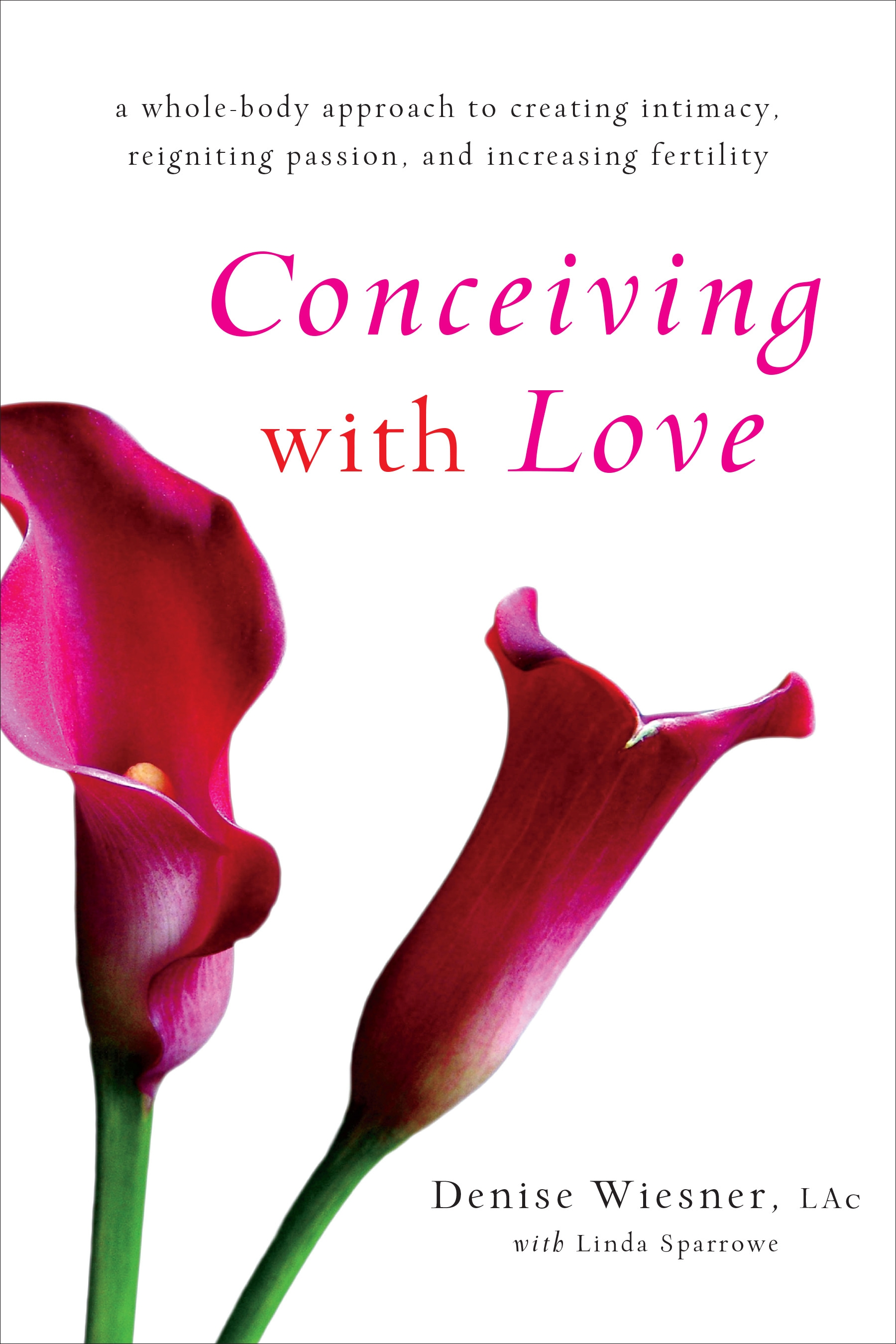 Conceiving With Love: A Whole-Body Approach To Creating Intimacy, Reigniting Passion, And Increasing
