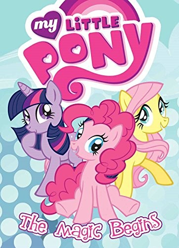 My Little Pony Animated Volume 1