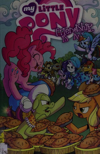 My Little Pony: Volume 8: Friendship is Magic