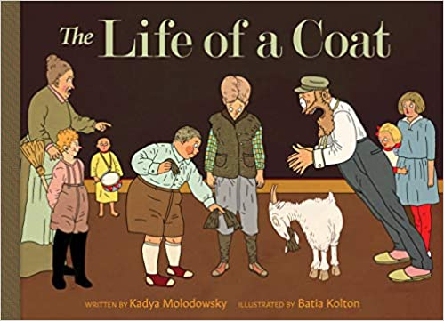 The Life of a Coat (6-8 yrs)