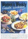 Greek Cooking (Australian Womens Weekly)