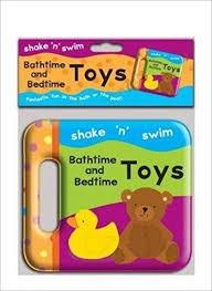 Shake 'N' Swim - Bathtime And Bedtime Toys