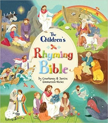 Childrens Rhyming Bible