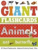 Giant Flashcards Animals (Learning Range)