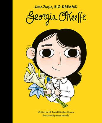 Little People Big Dreams: Georgia O`Keefe