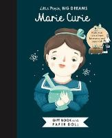 Little People, Big Dreams: Marie Curie Paper Doll