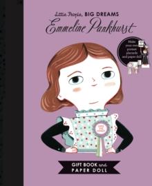 Little People, Big Dreams: Emmeline Pankhurst Paper Doll