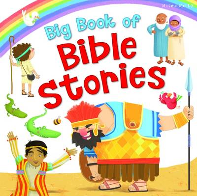 Big Book of Bible Stories-4 Famous Stories