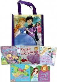Princess Adventure Collection 5 Books Set