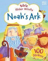 Bible Sticker Activity: Noah's Ark