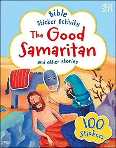 Bible Sticker Activity: The Good Samaritan
