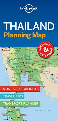 Thailand Planning Map 1Ed -Anglais-