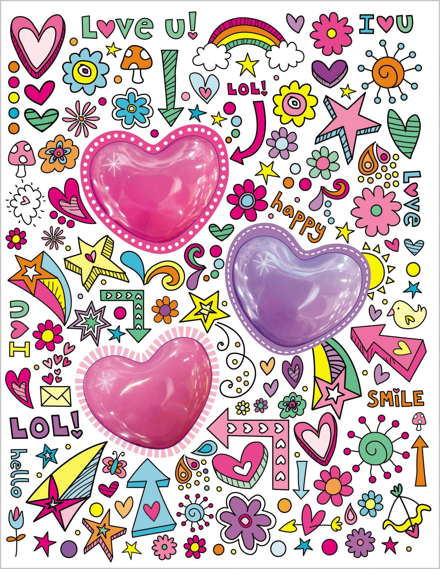 Light Up Heart Journal CB in Box