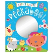 Board Book Easter Parade Peekaboo!