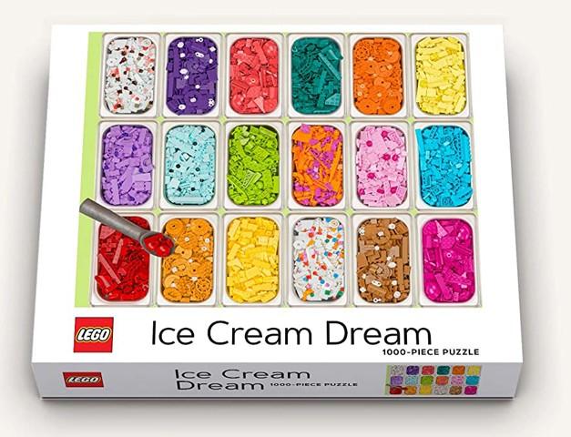 LEGO Ice Cream Dreams Puzzle