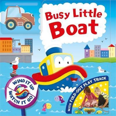 Busy Little Boat