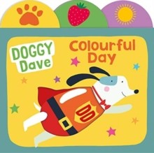 Doggy Dave Colourful Day