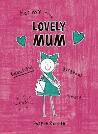 For My Lovely Mum