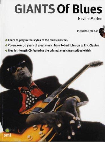 Giants Of Blues- Bk/Cd (Sanctuary Techniques)