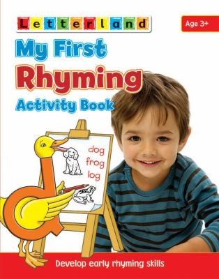 My First Rhyming Activity Book (Letterland)