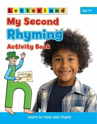 My Second Rhyming Activity Book (My Second Activity Book)