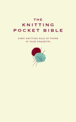 Knitting Pocket Bible