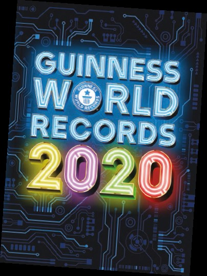 Guinness World Records Middle East 2020 Edition