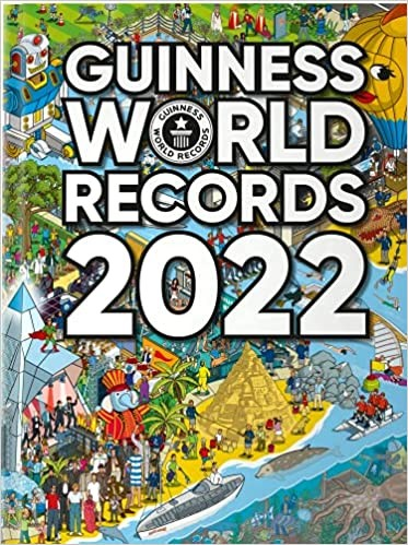 Guinness World Records 2022 Middle East edition