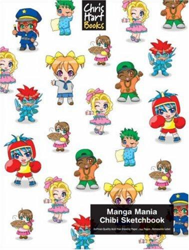 Manga Mania: Chibi Sketchbook