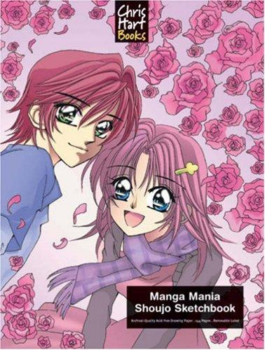 Manga Mania: Shoujo Sketchbook