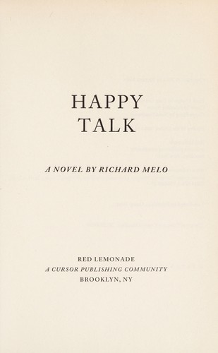 Happy Talk: A Novel