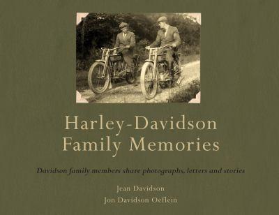 Harley-Davidson Scrapbook