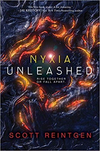 Nyxia Unleashed: The Nyxia Triad, Book 2 (EXP)