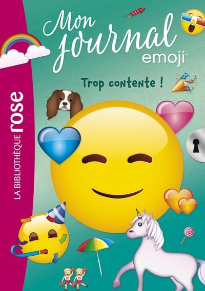 Mon journal emoji Tome