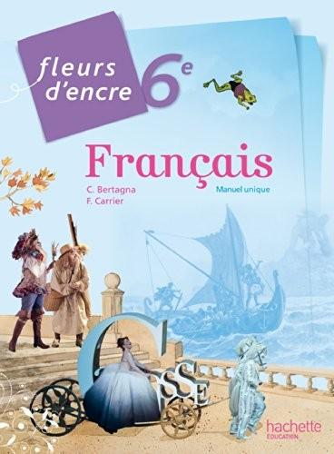 Fleurs D'encre Francais 6Eme Compact - Edition 2014