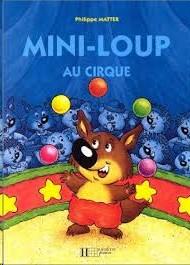 Mini-loup au cirque