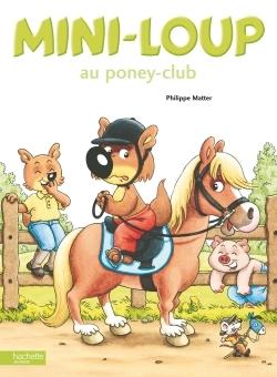 Mini-loup au poney-club